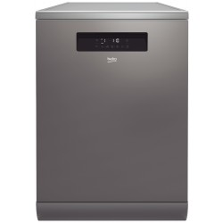 Lave-vaisselle Beko full inox (DFN 38530X)