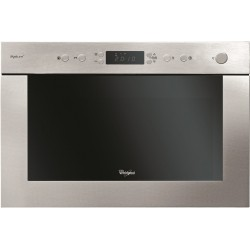 Micro-ondes encastrable Whirlpool de 22L | AMW901IXL