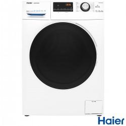 Lave-linge Haier (8kgs/1400trs/A+++) + 7 ans de garantie