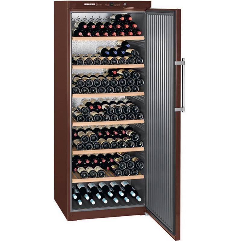 cave vin de vieillissement liebherr wkt645121. Black Bedroom Furniture Sets. Home Design Ideas