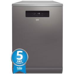 Lave-vaisselle Beko A+++ 5 ans de garantie DFN 38535 X