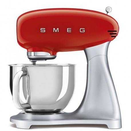 Robot culinaire SMEG rétro SMF02RDEU