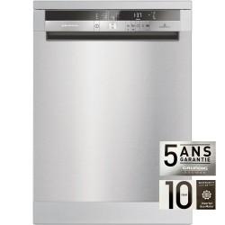 Lave-vaisselle Grundig GNF41823X | 5 ans de garantie
