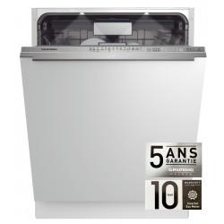 Lave-vaisselle Grundig GNV41935BI| 5 ans de garantie